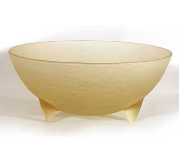 hudson beach glass bowl